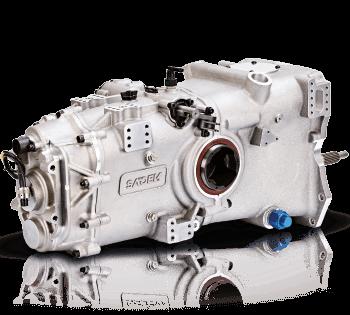2-Wheel Drive Gearboxes - SADEV