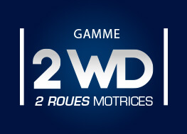 Gamme 2wd